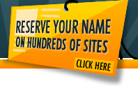 Reserve Your Name on Social Media Networks