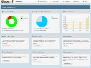 KnowEm Dashboard