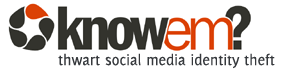 logo knowem KnowEm.com Launches : Check & Register Usernames on 100+ Social Media Sites