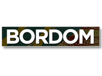Bordom: Don't let the name fool you. Bordom is a site where yu can waste countless hours browsing great ...