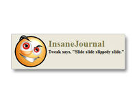 InsaneJournal: Insane Journal is an online blogging platform that allows users to create