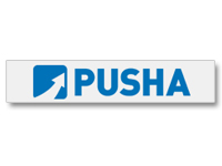 Pusha: Pusha is a Swedish news website that allows user submissions, contributions and discussion of a ...