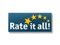 Rateitall: The fun and social way to find reviews and share your opinion about anything and everything, ...