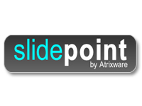 Slidepoint: Slidepoint is a powerful utility to help make sharing powerpoint presentations easier for users of ...