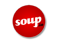 Soup: Soup is a tumblelog; a super-easy blog that can do more than just text: post links; quotes; videos; ...