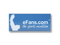 eFans: [Entertainment] eFans is social network dedicated to sports teams and their fans. You can find ...