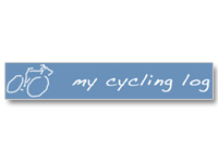 mycyclinglog: My Cycling Log is an online diary for recording your bicycle rides. Whether you are training for ...