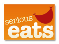 seriouseats: Serious Eats is a food blog focused on sharing food enthusiasm through online conversation; ...